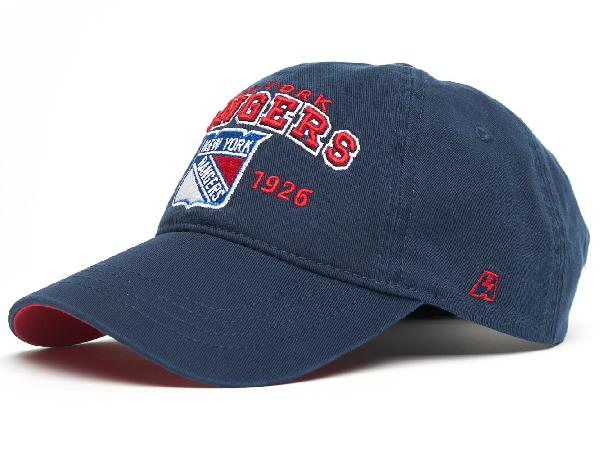 NEW! Бейсболка New-York Rangers