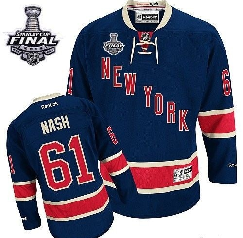 Джерси New York Rangers NASH #61 vintage