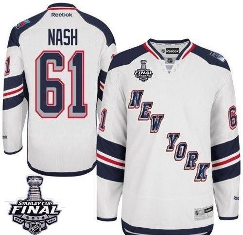 Джерси New York Rangers NASH #61 stadium series 2014