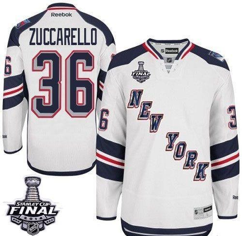 Джерси New York Rangers ZUCCARELLO #36 stadium series 2014