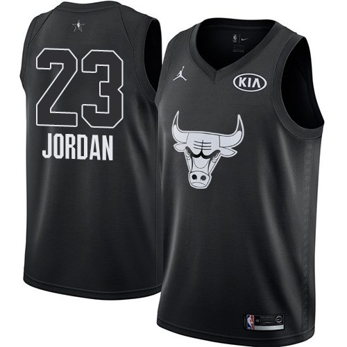 Джерси Chicago Bulls JORDAN #23 all star 2019