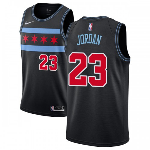 Джерси Chicago Bulls JORDAN #23 city edition 2018