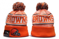 Шапка NFL Cleveland Browns