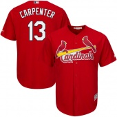 Бейсбольная форма St. Louis Cardinals красная