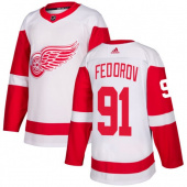 (2 ЦВЕТА) Джерси Detroit Red Wings FEDOROV #91