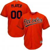 Майка для занятия бейсболом Baltimore Orioles red