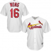 Майка для занятия бейсболом St. Louis Cardinals белая
