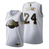 Джерси Los Angeles Lakers BRYANT #24 gold white
