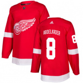 (2 ЦВЕТА) Джерси Detroit Red Wings ABDELKADER #8