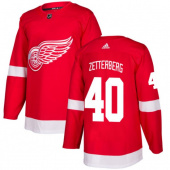 (2 ЦВЕТА) Джерси Detroit Red Wings ZETTERBERG #40