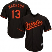 Форма MLB Baltimore Orioles black