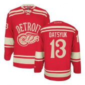 Хоккейный свитер Detroit Red Wings DATSYUK #13 winter classic 2014